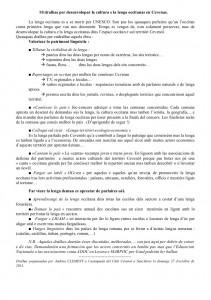 A la suite du 27.10.13 en occitan