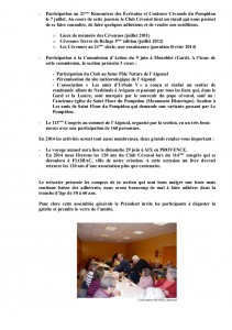 Assemblée générale 2014A
