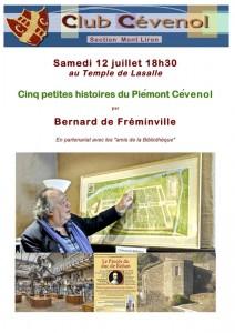 S-Cinq petites histoires du Piémont Cévenol