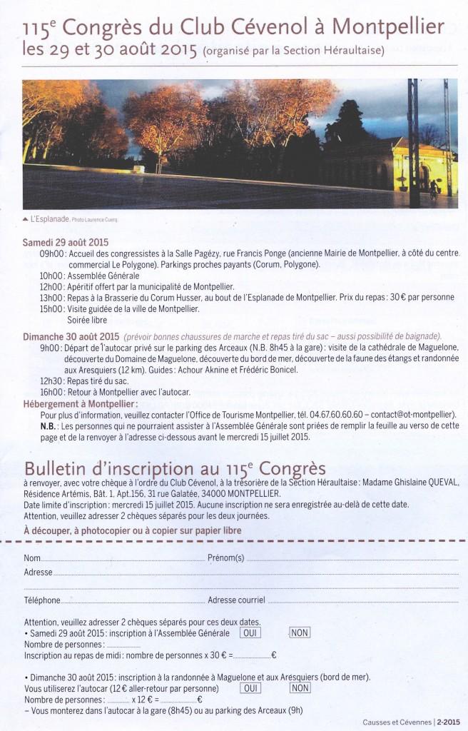 Congres Montpellier