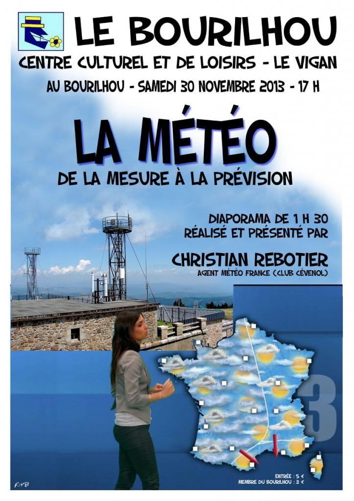 Conférence Le Vigan_Le bourillhou (30 nov. 2013)
